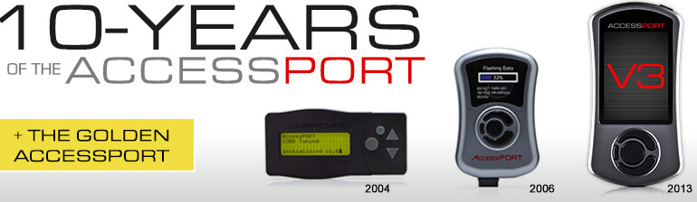 Cobb accessport Driver Software