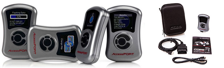 AccessPORT Hand Held Tuner