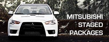 COBB Mitsubishi Staged Packages